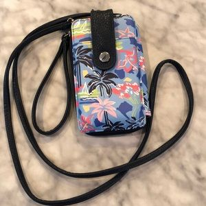 Nautica Wallet on a String Conv Wristlet/New
